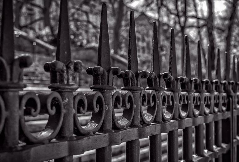 Custom Iron Fences