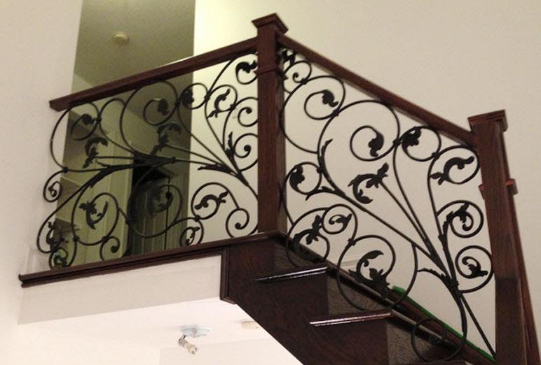 Staircase Iron Railings