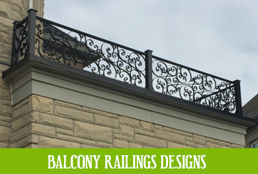 Balcony Railings Toronto