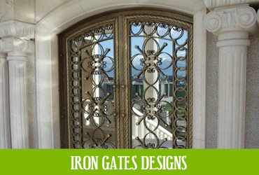 Custom Iron Gates Toronto